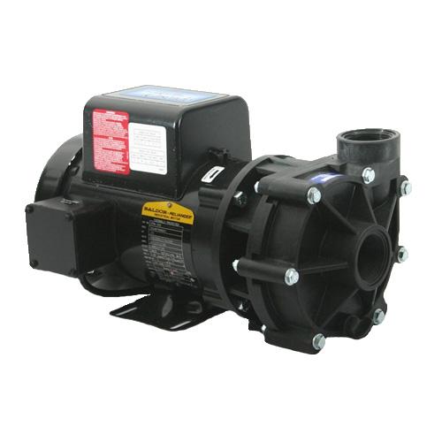 PerformancePro Cascade Low RPM 1/8 HP 3600 GPH External Pump
