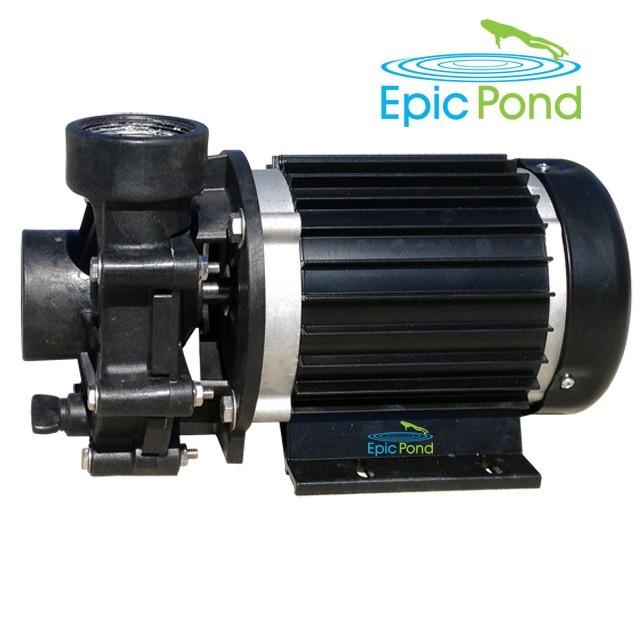 Epic Pond EpicStream Series 1/2 HP 7000 GPH External Pump