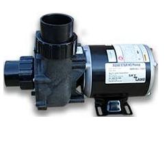 "Wlim Corp Aqua Star High Speed Pump 1HP (2"" Inlet & Outlet)"