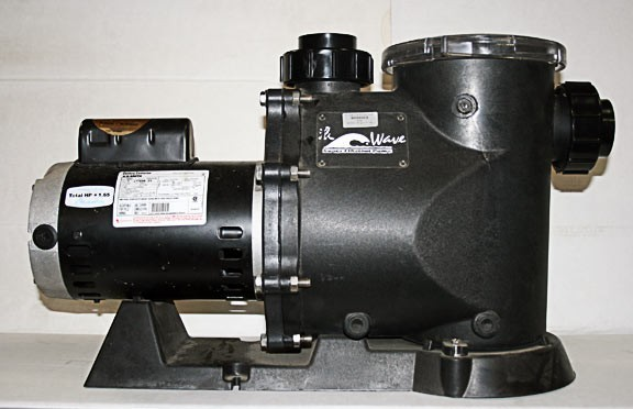 "Wlim Corp Dragon II 1hp 2"" 3450 RPM Pump (A.O. Smith Motor - Single Phase)"
