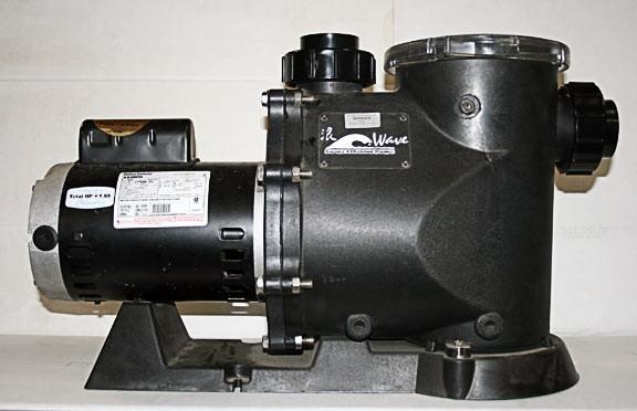 "Wlim Corp Dragon II 5hp 2"" 3450 RPM Pump (A. O. Smith Motor - Three Phase)"
