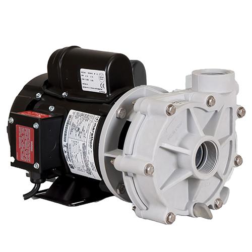 Sequence 1000 Series 1/4 HP 5100 GPH External Pump
