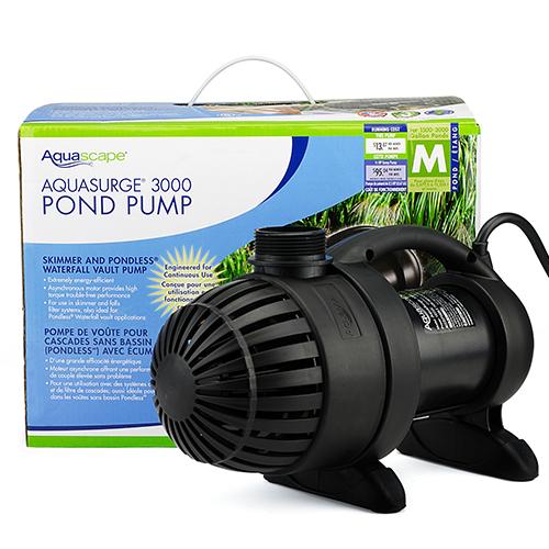 Aquascape AquaSurge 3000 Pump