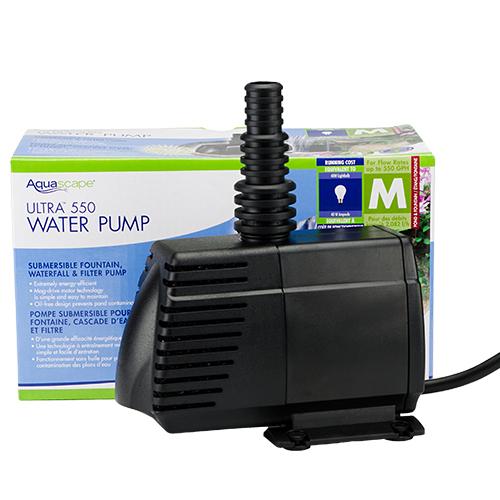 Aquascape Ultra 550 Pump