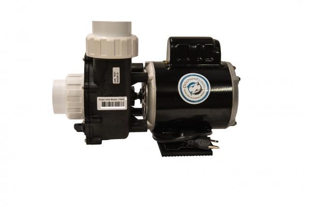 Dolphin Diamond Aqua Sea 10500 GPH Freshwater/Clean Marine Pump
