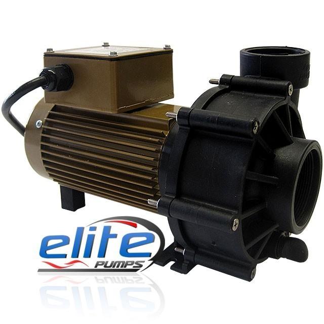 Elite 800 Platinum Low RPM External Pumps