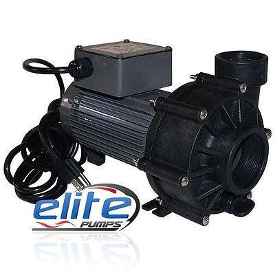 Elite 800 Low RPM External Pumps