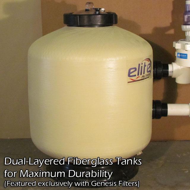 Elite Genesis 6000 Pond Filter