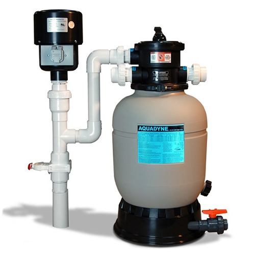AquaDyne 1000 Filter - for Submersible Pump Use