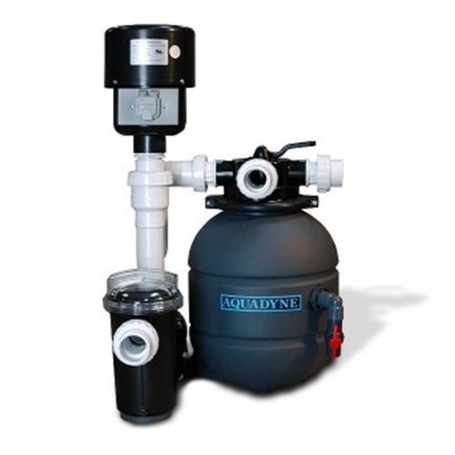 AquaDyne Ecosphere 10/20 Filtration System