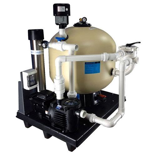 AquaDyne Plug & Play 8000 Filtration System