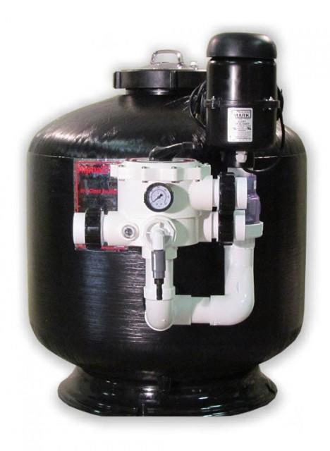 GCTek AlphaOne 4.25 Pond Filter