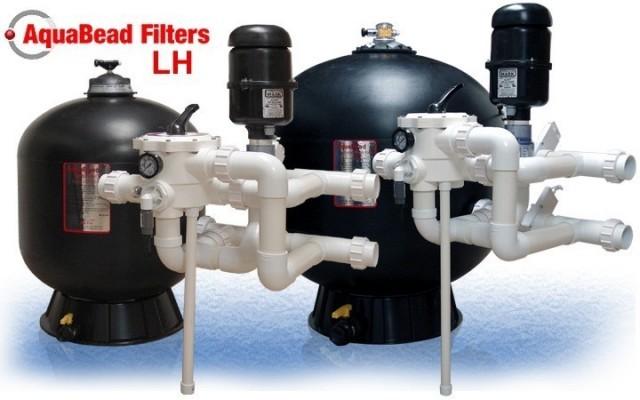 GCTek AquaBead 4.25 Low Head Pond Filter
