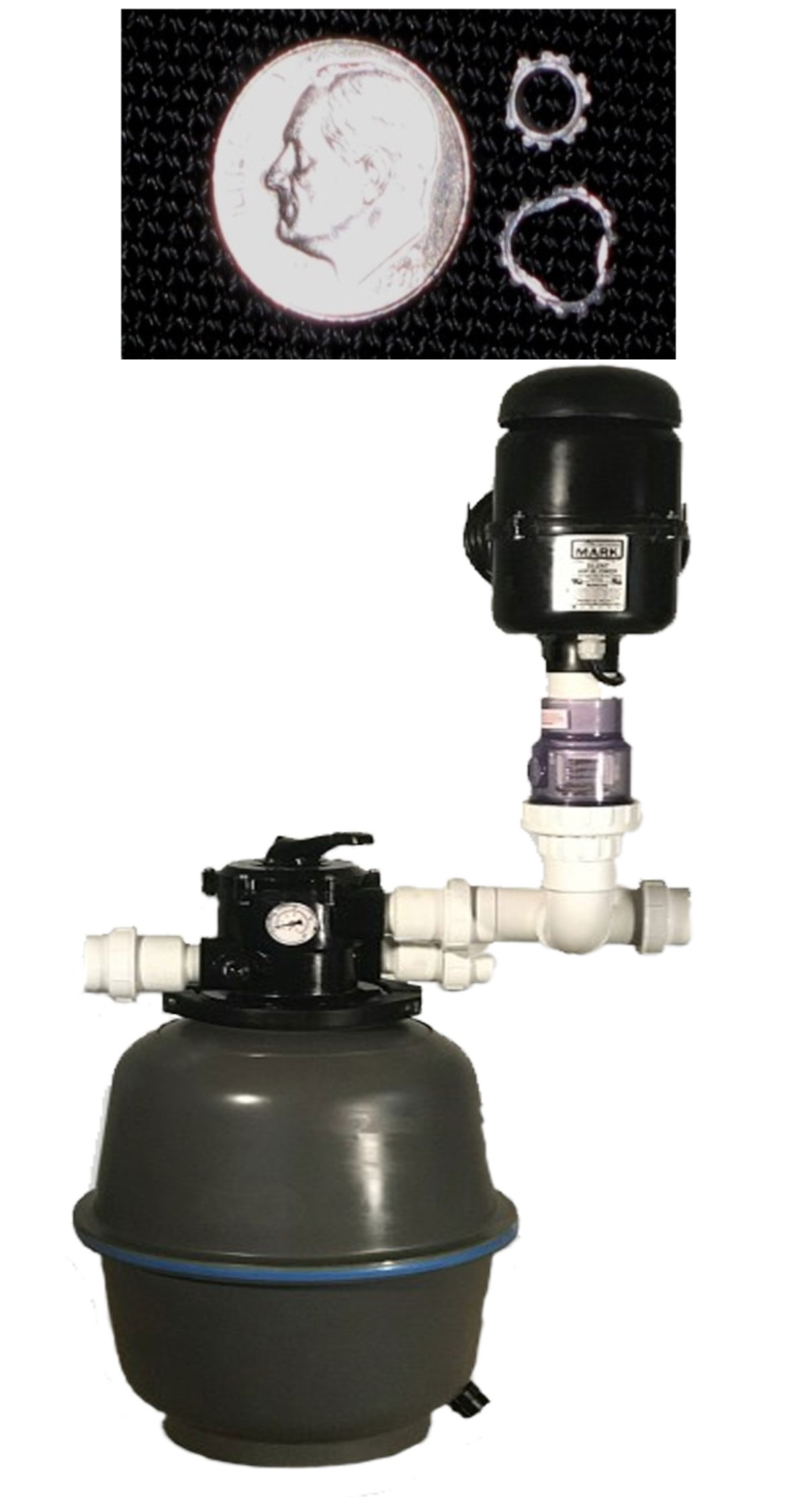 GCTek PondKeeper 1.25 Pond Filter