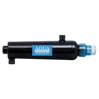 Aqua Ultraviolet Advantage 2000 8 Watt Unit, Barb x Barb