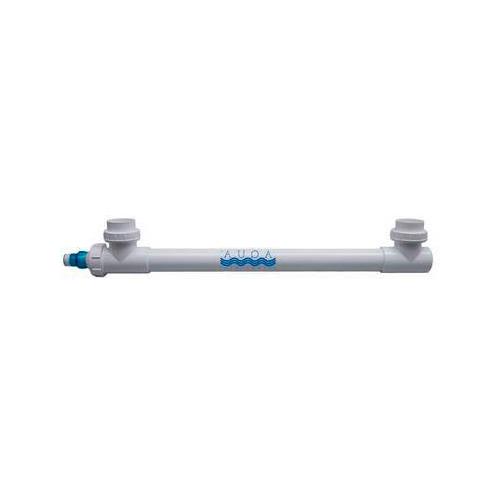 """Aqua Ultraviolet Classic 40 Watt UV Sterilizer - 3/4"""" White w/Wiper 220V/60Hz"""