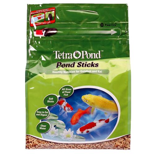 Tetra Pond Food Sticks - Floating - 3.75 lbs.