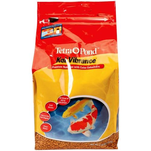 Tetra Pond Koi Vibrance - 5.18 lbs.