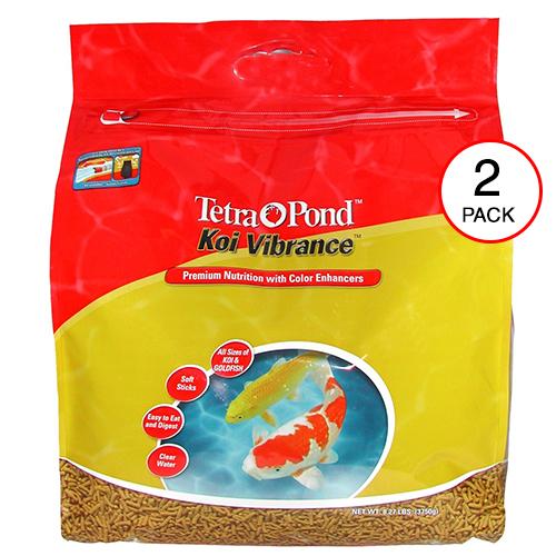 Tetra Pond Koi Vibrance - 8.27 lbs. (2 Pack)