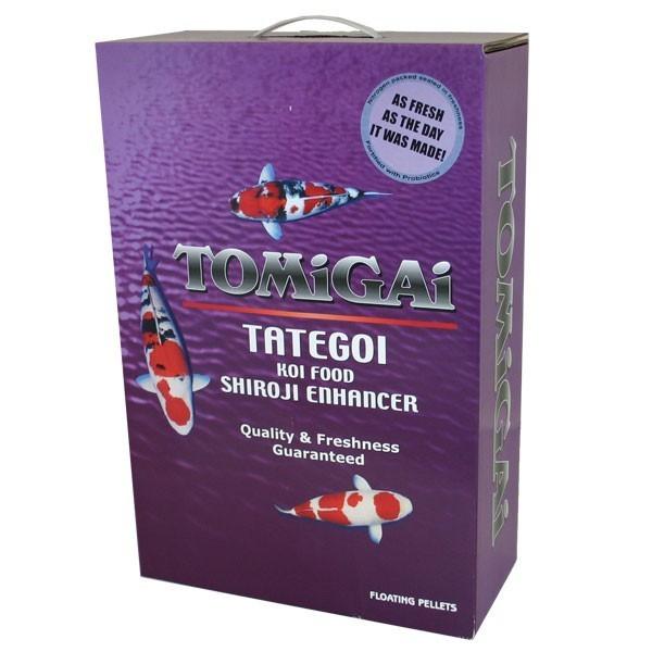 TOMiGAi Tategoi Koi Fish Food - 16 lbs. (2 x 8 lbs.)