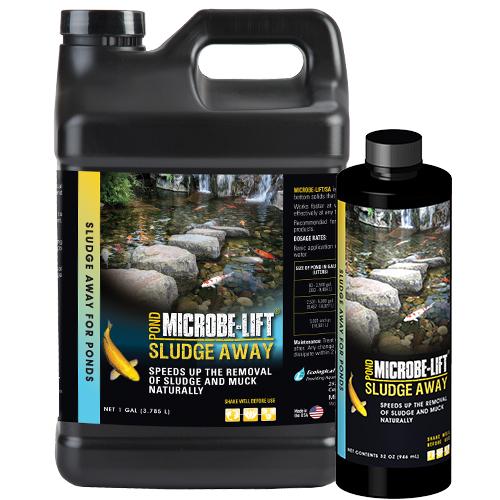 Microbe-Lift Sludge Away