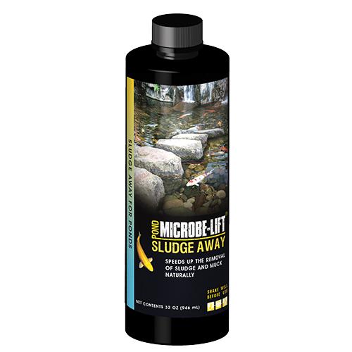 Microbe-Lift Sludge Away - 1 Quart