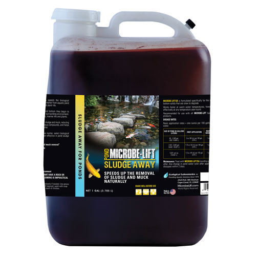 Microbe-Lift Sludge Away - 5 Gallons