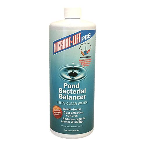 Microbe-Lift Pond Bacterial Balancer - 32 oz.