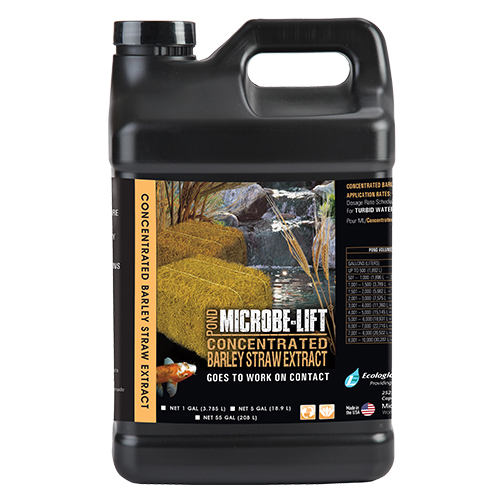 Microbe-Lift Barley Straw Extract - 5 Gallons