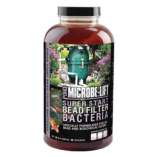 Microbe-Lift Super Start Beneficial Bacteria - 1 Quart