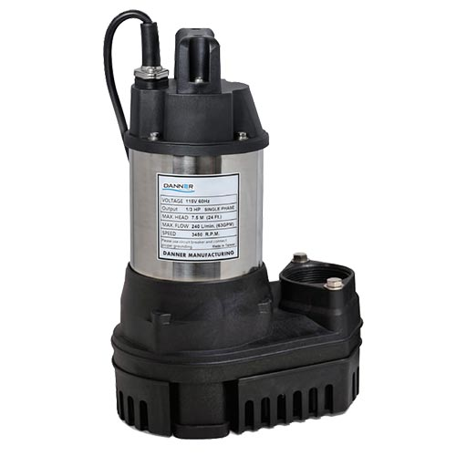 Pondmaster ProLine High Flow Submersible Pumps