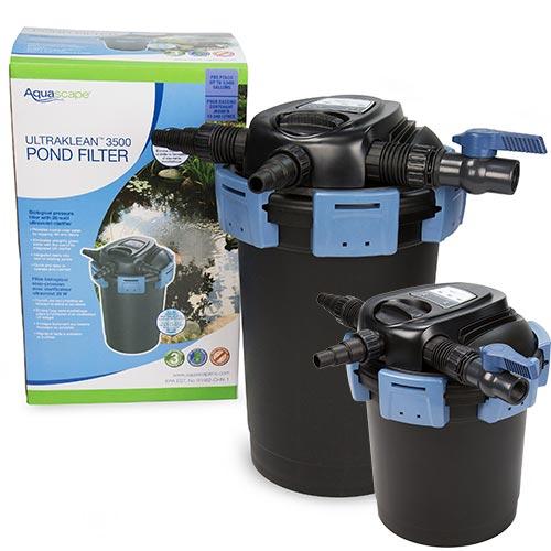 Aquascape UltraKlean Pressure Filters