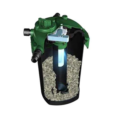 Tetra Pond Bio-Active 2500 Pressurized Filter withUV