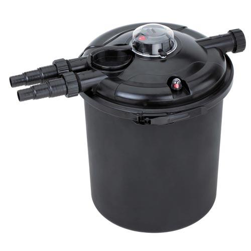 EasyPro Eco-Clear 2600 Pressurized Filter (no UV)