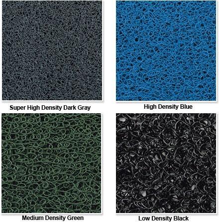 Matala Biological Filter Media 4 Color Full Sheets Combo (Blk, Grn, Blu, Gry)