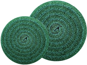 Matala Green Roll Filter Media