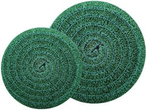 """Matala Green Roll Filter Media - 17"""" Diameter"""