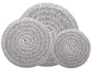 """Matala Grey Roll Filter Media - 24"""" Diameter"""