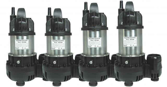 Matala GeyserMax-Flow 1/3 HP 4700 GPH Pump