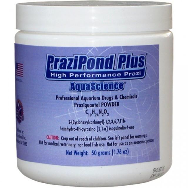 Koi Care Kennel PraziPond Plus - 50 Grams