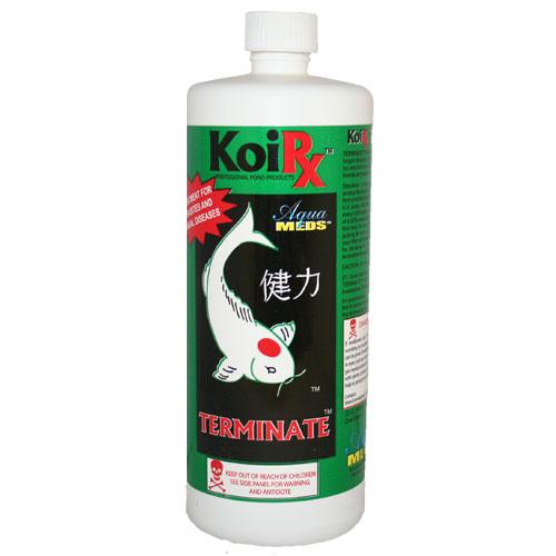 Aqua Meds Koi Terminate - 1 Quart (32 oz.)
