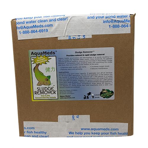 Aqua Meds Sludge Remover - 24 lbs.