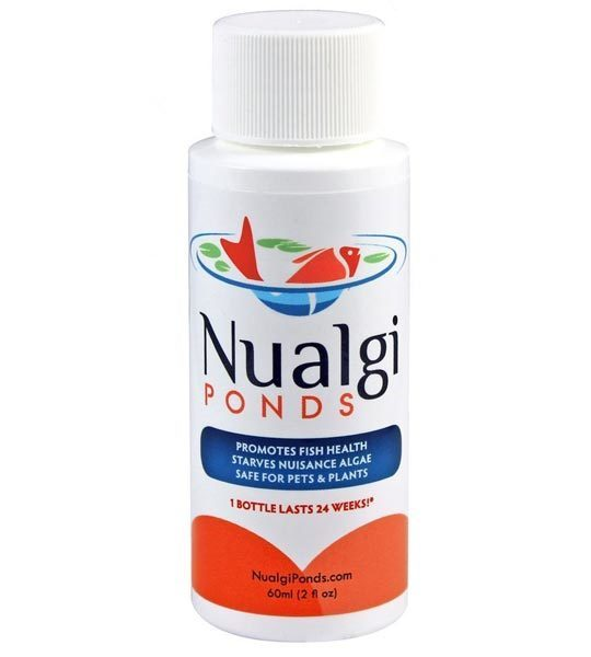 Nualgi Pond Clarifier - 250 ML / 8.4 oz.