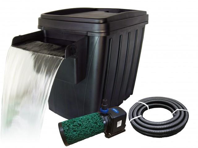 Matala BioSteps II Plus Filter Kit with Waterfall