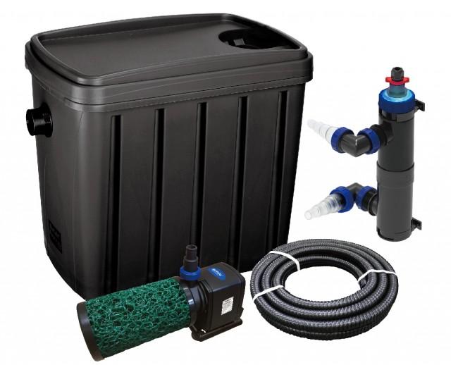 Matala BioSteps II Pro Filter Kit with 16 Watt UV-C (No Waterfall)