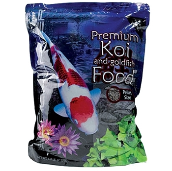 Blackwater Creek Max Growth Koi Fish Food - 5 lbs.