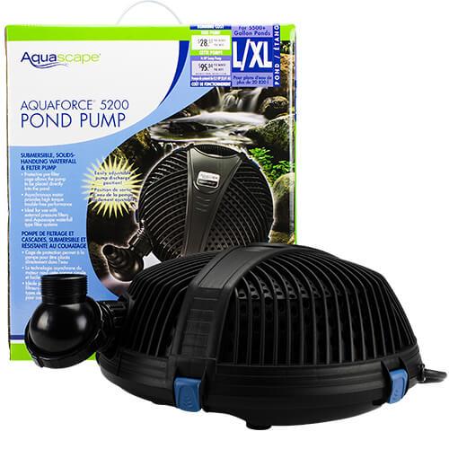 Aquascape AquaForce 5200 Pump